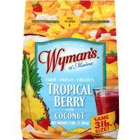 Wyman's of Maine Fresh Pineapple Tropical Coconut Blend, 3 Pound