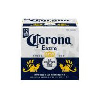 Corona Extra Corona Extra Imported Beer - 12 Pack, Bottles, 144 Ounce