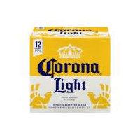 Corona Light Corona Light Imported Beer - 12 Pack, Bottles, 144 Ounce