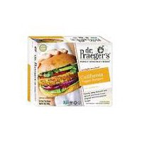 Dr. Praeger's Purely Sensible Foods Dr. Praeger's Purely Sensible Foods California Veggie Burgers, 10 Ounce