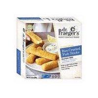 Dr. Praeger's Purely Sensible Foods Dr. Praeger's Purely Sensible Foods Rice Crusted Fish Sticks, 10.2 Ounce