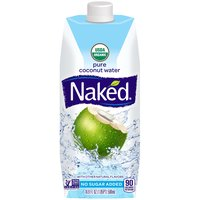 Naked Juice Coconut Water, 16.9 Fluid ounce