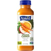 Naked Juice Smoothie Orange Carrot, 15.2 Fluid ounce