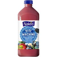 Naked All Natural Blue Machine Juice Smoothie, 64 Fluid ounce