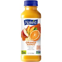 Naked Orange Mango Motion Juice Smoothie, 15.2 Fluid ounce