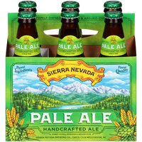 Sierra Nevada Pale Ale - 6 Pack Bottles, 72 Fluid ounce