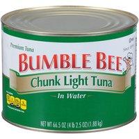 Bumble Bee Bumble Bee Chunk Light Tuna in Water, 4.15 Pound