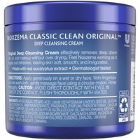 Give your skin an invigorating fresh start with Noxzema Original Deep Cleansing Cream.  Noxzema Original Deep Cleansing Cream gives you clean, refreshing, soft, smooth skin.