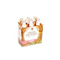 Angry Orchard Rose Beer - 6 Pack, 72 Fluid ounce