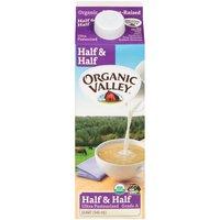 Organic Valley Organic Valley UHT Half & Half, 1 Each