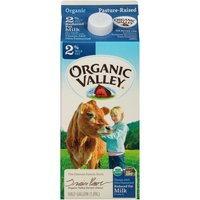 Organic Valley 2% Reduced Fat Milk, 63.91 Fluid ounce