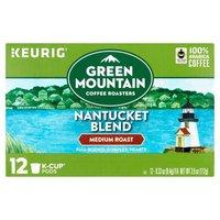 Green Mountain Coffee Green Mountain Coffee Nantucket Blend Medium Roast K-Cup Pods, 12 Each