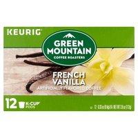 Green Mountain Coffee Green Mountain Coffee French Vanilla Light Roast K-Cup Pods, 12 Each