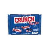Nestle Crunch Fun Size Candy Bars, 10 Ounce