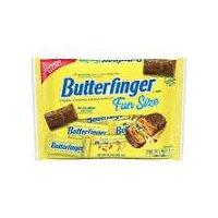 Butterfinger Fun Size Candy Bars, 10.2 Ounce