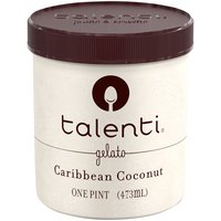Talenti makes delicious, indulgent gelatos and sorbettos with special ingredients, crafted just for you. Our Caribbean Coconut is no exception!