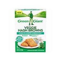 Green Giant Veggie Hash Browns Cauliflower & Broccoli, 6 Each