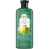 Herbal Essences Potent Aloe + Hemp Frizz Control Conditioning, 13.5 Fluid ounce
