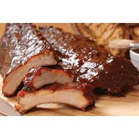 Bone-In Pork Loin Bone-In Pork Loin Baby Back Ribs, 1 Pound