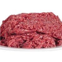 85% lean, 15% fat. Ground Fresh Daily, Avg pack 1 - 1.5 lbs.