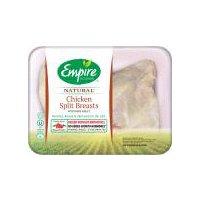Empire Kosher Empire Kosher Chicken Breasts - Split, 1 Pound