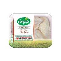 Empire Kosher Empire Kosher Fryer Chicken - Fresh Cut Up, 1 Pound