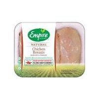 Empire Kosher Chicken Cutlets - Boneless, 1 Pound