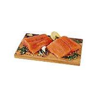 Fresh Seafood Department Wild Caught Coho Salmon Fillet, 1 Pound