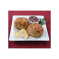 5 oz Ultimate Crab Cakes are made from top quality pasteurized crab meat.