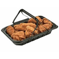 ShopRite Kitchen Fried Chicken - 8 Piece Drums & Thighs (Sold Cold), 26 Ounce