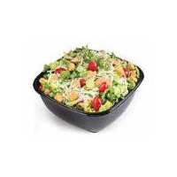 Romaine lettuce, Parmesan cheese, cherry tomatoes and croutons, served with classic Caesar dressing. Serves 10      Please note: Product images may differ than actual product. Please contact your store for any specific item questions