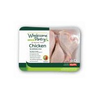 Wholesome Pantry Chicken Drumsticks, 1.4 Pound