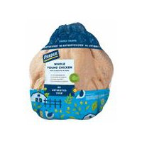 Perdue Whole Frying Chicken, 5.4 Pound
