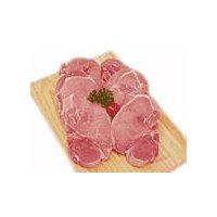 Bone In Pork Pork Loin Rib End Combo, 1 Pound