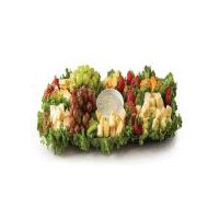 Bite-size cubes of Havarti, Gouda, Jarlsberg®, New York State Cheddar, Pepper Jack and creamy Alouette®, with seasonal fruit garnish. Serves 30