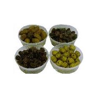 Delallo Oil Cured Olive, 1 Pound