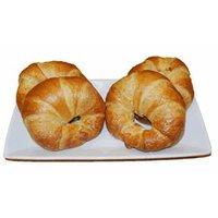 Fresh Bake Shop Plugra Butter Croissants - 4 ct., 4 Ounce