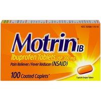 MOTRIN IB, 100 Each