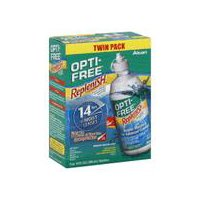 Alcon Contact Disinfecting Solution - Opti-Free, 2 Each