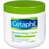 Cetaphil Body Moisturizing Cream, 16 Ounce