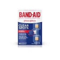 BAND-AID BRAND Adhesive Bandages, 50 Each