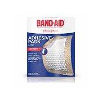 BAND-AID BRAND Adhesive Pads, 10 Each