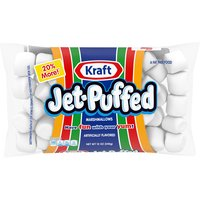 Jet-Puffed Marshmallows, 12 Ounce