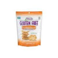 Milton's Gluten Free Cheddar Cheese Baked Cracker, 4.5 Ounce