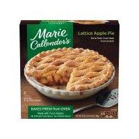 Marie Callender's Lattice Apple Pie, 42 Ounce