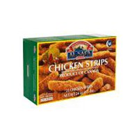 Al Safa Halal Chicken Strips, 24 Ounce