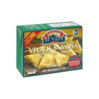 Al Safa Halal Samosa - Vegetable, 16 Ounce
