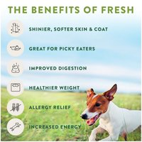 1.00 lb. With cranberries & carrots. High energy morsels for small dogs.