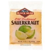 Black Bear Sauerkraut, 1 Pound