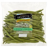 Southern Selects Haricot Verts  - Microwavable, 16 Ounce